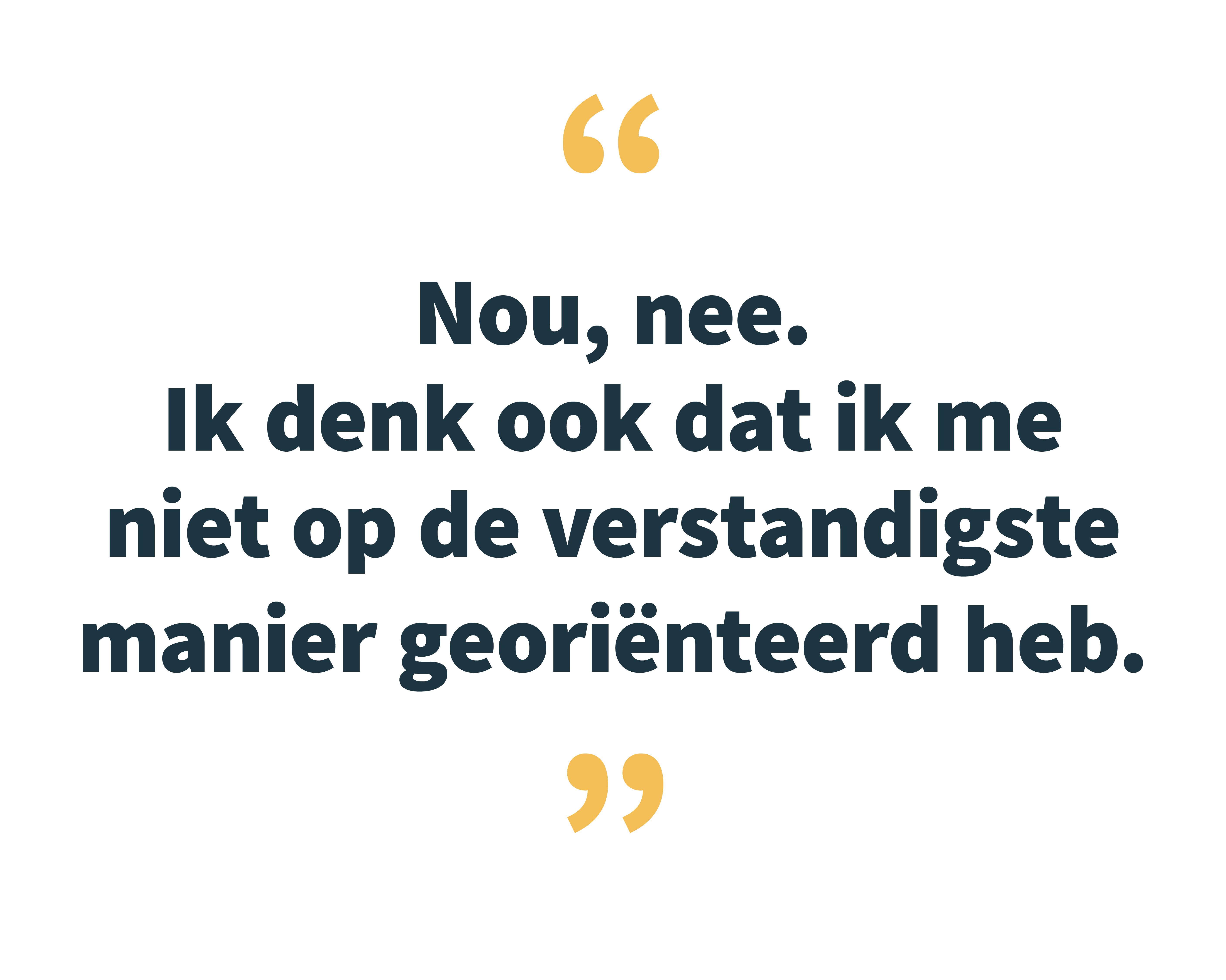 LEO010 - Quote_liggend_geel