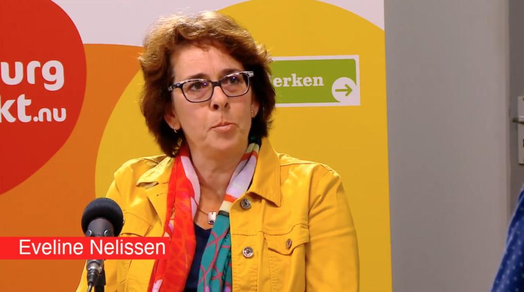 Eveline Nelissen over het belang van netwerken