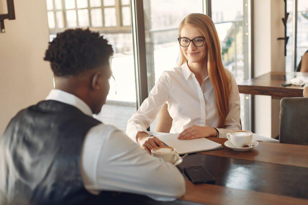 Deze vragen kun je stellen tijdens een sollicitatiegesprek